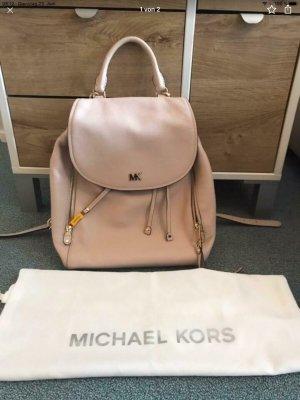 Michael Kors Wandelrugzak rosé Leer