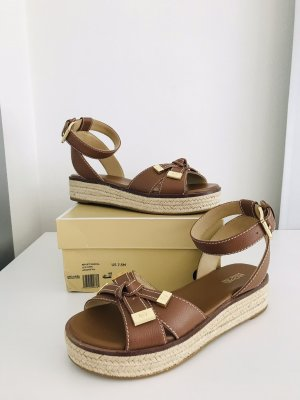 Michael Kors Strapped Sandals multicolored leather