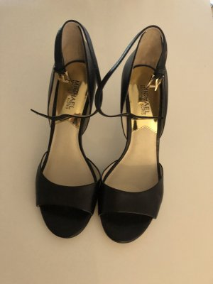 Michael Kors Strapped Sandals black