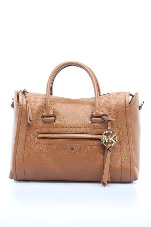 "Michael Kors Sacoche ""Carina MD Satchel Bag"" brun"