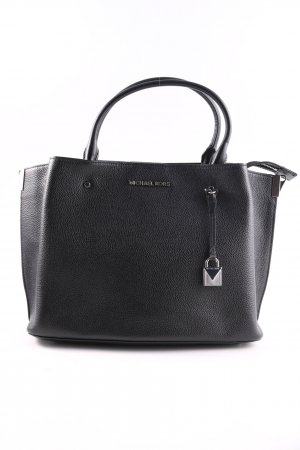 Michael Kors Satchel schwarz Business-Look