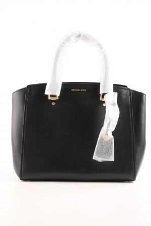 "Michael Kors Satchel ""Benning LG Satchel Bag Black"" black"