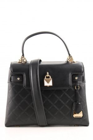 "Michael Kors Satchel ""Gramercy Medium Th Satchel Black"" schwarz"