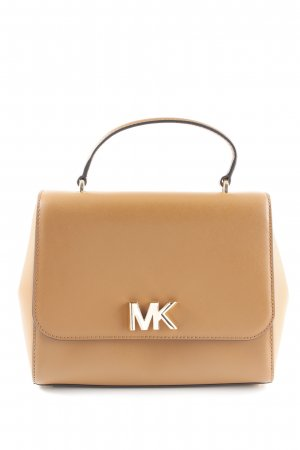 "Michael Kors Satchel ""Mott MD TH Satchel Bag Acorn"" cognac"
