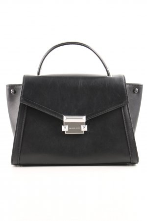 "Michael Kors Satchel ""Whitney MD TH Satchel Bag Black"" schwarz"