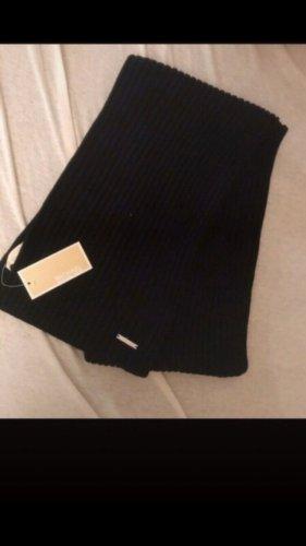 Michael Kors Écharpe en tricot noir