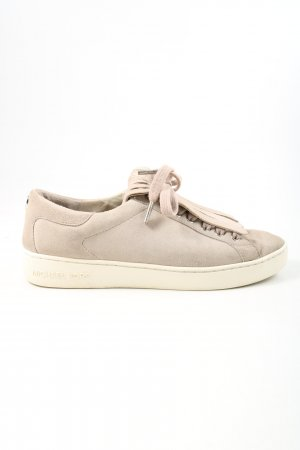 Michael Kors Slip-on Shoes natural white casual look