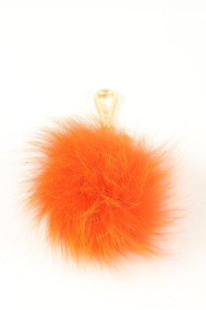 Michael Kors Llavero naranja claro look casual