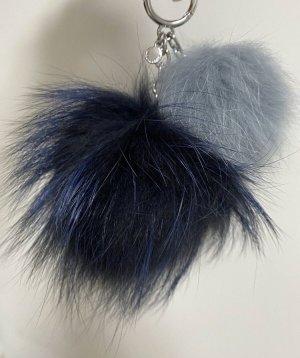 Michael Kors Portachiavi blu scuro-azzurro