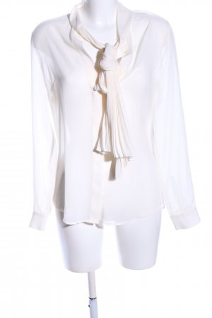 Michael Kors Tie-neck Blouse white business style