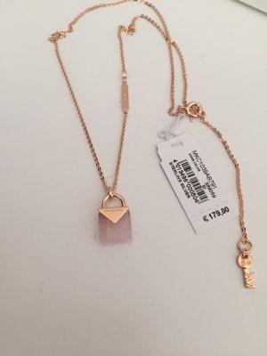 Michael Kors Schmuck Kette Halskette echtsilber NEU 925 Silber Roségold