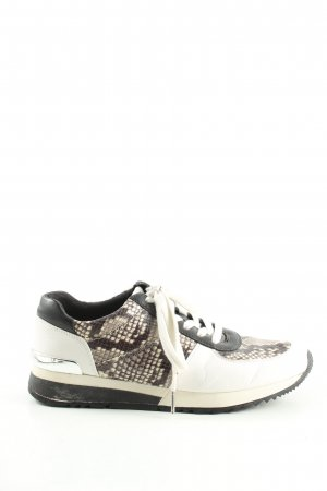 Michael Kors Schnürsneaker Animalmuster Casual-Look
