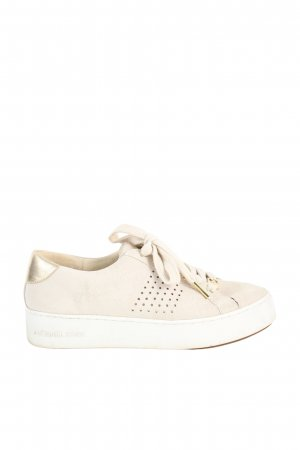 Michael Kors Schnürsneaker creme Casual-Look