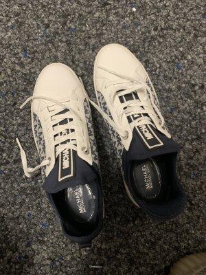 Michael Kors Sneakersy wciągane ciemnoniebieski-biały