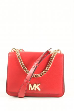 Michael Kors Schultertasche rot Casual-Look