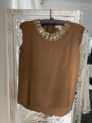 Michael Kors Seide Top, S