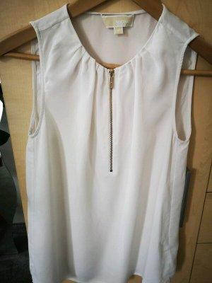 Michael Kors Blouse en soie blanc