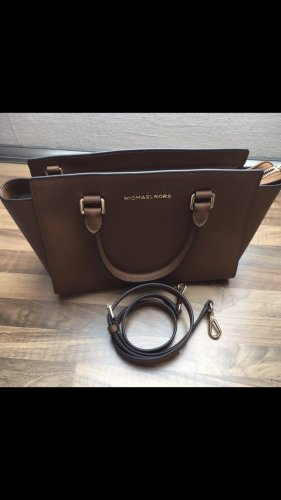 Michael Kors Selma TZ Satchel Luggage