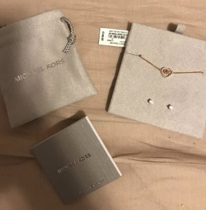 Michael Kors Collier or rose