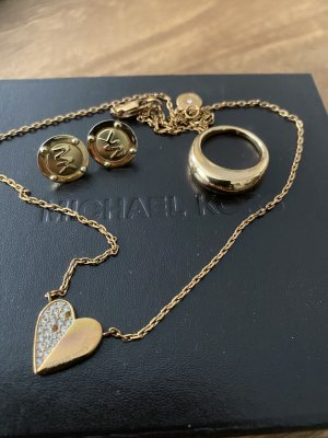 Michael Kors Jewellery Set gold-colored-rose-gold-coloured