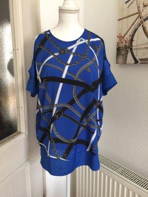 Michael Kors Shirt Bluse schulterfrei Ketten Gürtel
