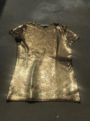 Michael Kors T-shirt zandig bruin
