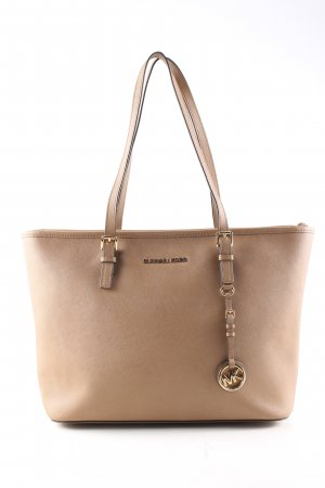 "Michael Kors Shopper ""Jet Set"" nude"