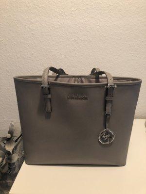 Michael Kors Borsa shopper grigio chiaro-grigio