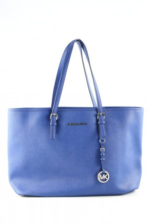 "Michael Kors Shopper ""Jet Set"" blauw"