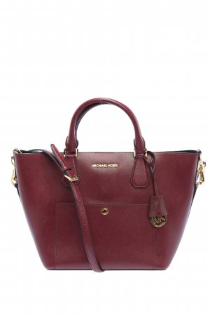 Michael Kors Shopper rot Business-Look