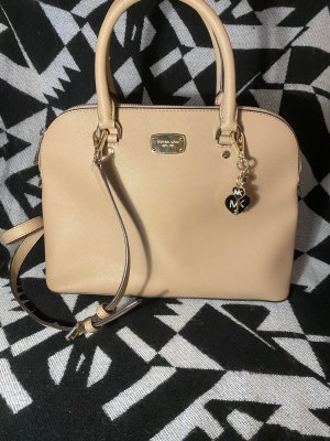 Michael Kors Shopper Sachtel Beige gold