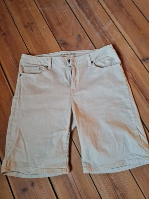 Michael Kors Short en jean beige
