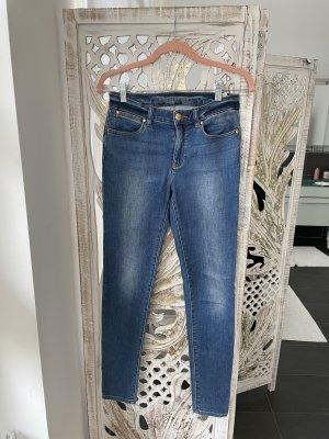 Michael Kors skinny blau jeans