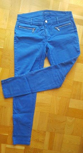 Michael Kors Jeansy z prostymi nogawkami niebieski
