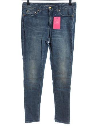 "Michael Kors Skinny Jeans ""SELMA SKINNY"" blau"