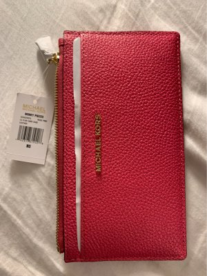 Michael Kors Porte-cartes rose
