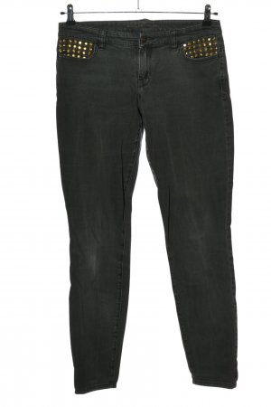 Michael Kors Slim Jeans schwarz Casual-Look