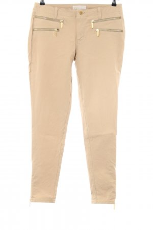 Michael Kors Slim Jeans cream casual look