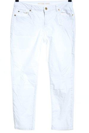 Michael Kors Slim Jeans weiß Casual-Look