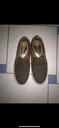 Michael Kors Zapatos sin cordones marrón