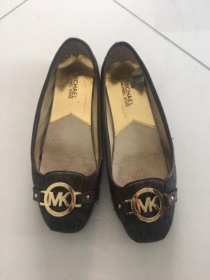 Michael Kors Mocassino marrone scuro