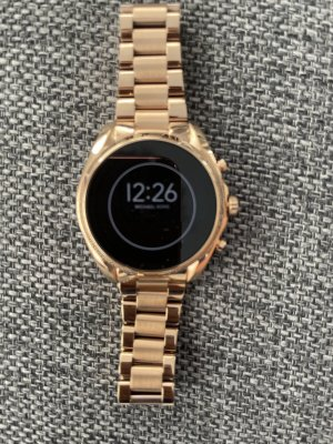 Michael Kors Digital Watch rose-gold-coloured-gold-colored