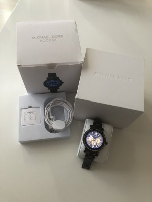 Michael Kors Reloj digital negro