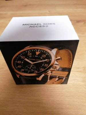 Michael Kors Orologio digitale nero