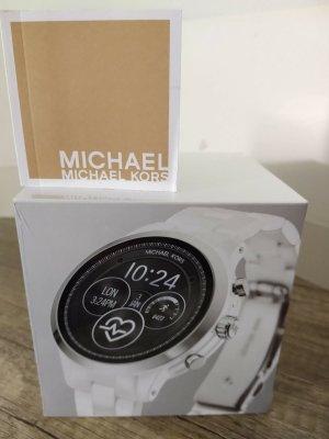 Michael Kors Reloj digital blanco
