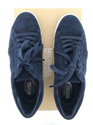 Michael Kors Sneaker dunkelblau Wildleder