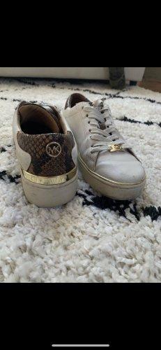 Michael kors sneaker Gold braun