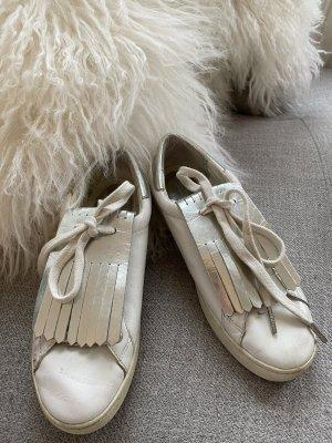 Michael kors sneaker Gr. 37 weiß Silber