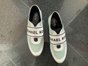 Michael Kors Basket slip-on multicolore cuir