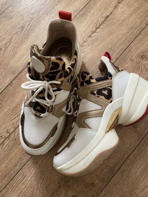 Michael Kors sneaker  Olympia Trainer Optic White/Natural